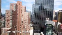 Luxurious Fully Furnished 1 Bedroom, Full Service Doorman, Pool | Midtown West | W. 48th & 8th Ave