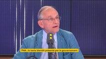 """PMA : """"Si j'étais député je ne verrais pas de raison de m'opposer à la revendication des femmes"""", assure Axel Kahn"""