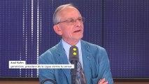 """""""Un enfant sur deux né récemment sera dans sa vie atteint du cancer"""" prédit Axel Kahn"""