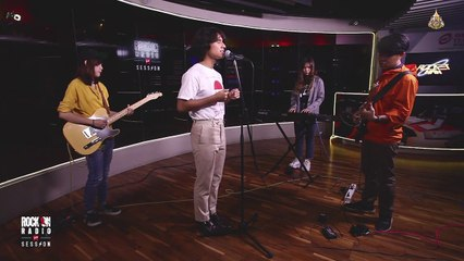 Tremblin -  Rocketman   Rock On Live Session