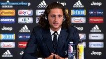 Adrien Rabiot explique le choix Juventus