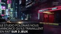 Cyberpunk 2077 : CD Projekt travaille sur 3 jeux différents et le mode multi !
