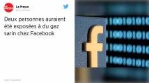 Facebook : Alerte au gaz sarin dans un colis : une partie du siège social évacué