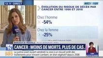 Le cancer tue moins mais touche plus de monde en France