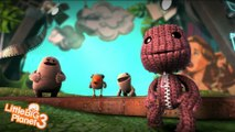 LittleBigPlanet 3 - Trailer d'annonce E3 2014