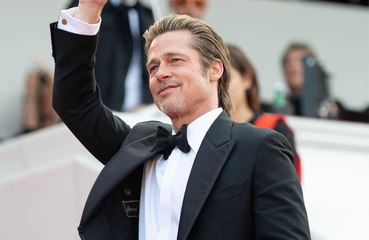 Brad Pitt disfruta de una visita privada a la Tate Modern de Londres