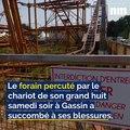 Accident à Azur Park, fessée, hôtel du futur:  voici votre *brief *info  de mardi après-midi