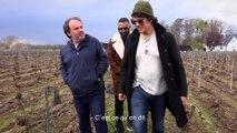 En Champagne avec Madlib & Egon