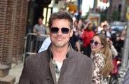 Brad Pitt : sa visite privée du Tate Modern