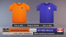 Match Preview: Houston Dynamo vs NY Red Bulls on 04/07/2019