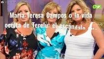 María Teresa Campos o la vida oculta de Terelu: el escándalo que Carmen Borrego tapa