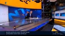 Yine yakalandı! NTV spikeri Oğuz Haksever'den bir canlı yayın kazası daha