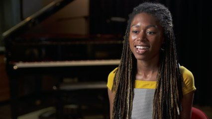 Isata Kanneh-Mason - Isata Kanneh-Mason on 3 Romances for Piano Op. 11