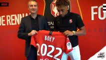 Trois nouvelles signatures au Stade Rennais F.C.