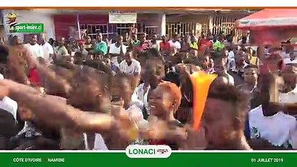 Les Moments'Canés de la Lonaci (NAM 1-4 CIV)