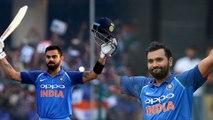 ICC World Cup 2019 : ಅಪರೂಪದ ದಾಖಲೆ ಮಾಡಿದ ವಿರಾಟ್, ರೋಹಿತ್ ಜೋಡಿ..! | IND vs BAN