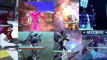 Gundam Battle Gunpla Warfare trailer ios android jeu mobile