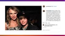 Taylor Swift déclare la guerre à Justin Bieber !