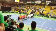 This Photo Of A Davis Cup Ball Girl Went Viral - But There's More To Her Than Meets The Eye...