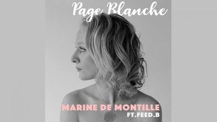 Marine de Montille - Page blanche