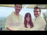 Ekta Kapoor, Parth Samthaan and Karan Singh Grover have fun in Switzerland
