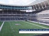 NFL - Le nouveau stade de Tottenham est prêt
