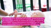 5 gestes anti-coliques de bébé