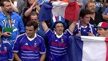 Il y a dix-neuf ans, la France remportait l'Euro après un match fou face à l'Italie