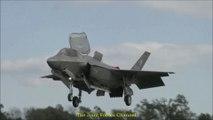 F-35's Insane Short Takeoffs And Vertical Landings Aka STOVL