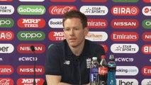 England's Eoin Morgan pre New Zealand