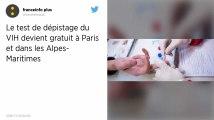 Sida : Le test de dépistage désormais gratuit à Paris et dans les Alpes-Maritimes