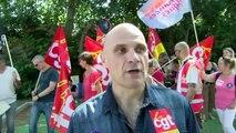 Fabrice Alteirac contrôleur des finances publiques à Istres
