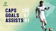 Feature: Copa America Key Player Lionel Messi, Argentina