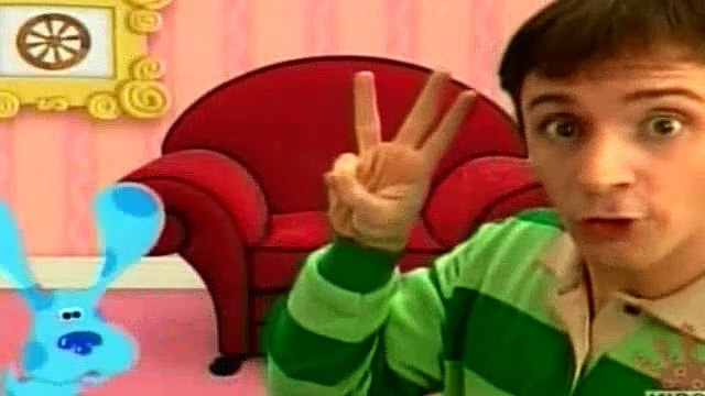 Blues Clues Season 3 Episode 18 - Inventions