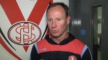 St Helens Holbrook pre Hull FC