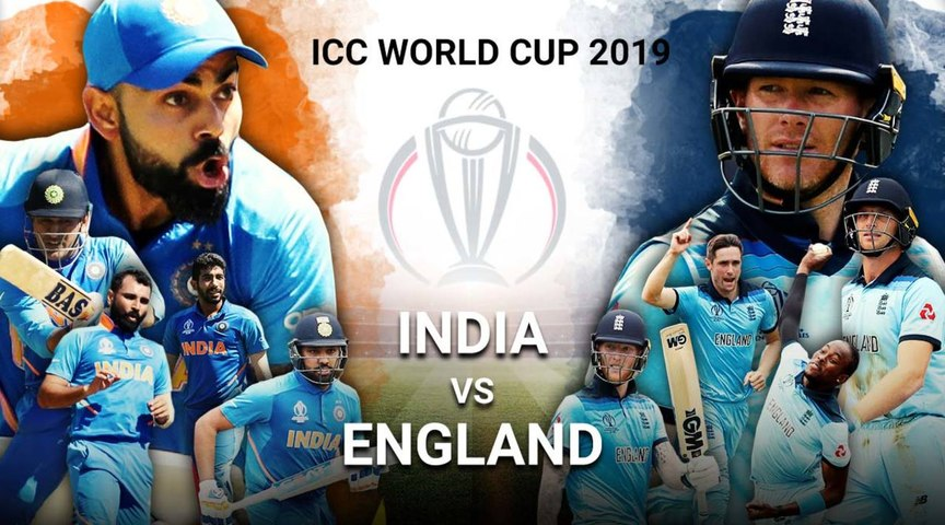 World Cup 2019: India fall short in imposing chase, loses to England by 31 runs