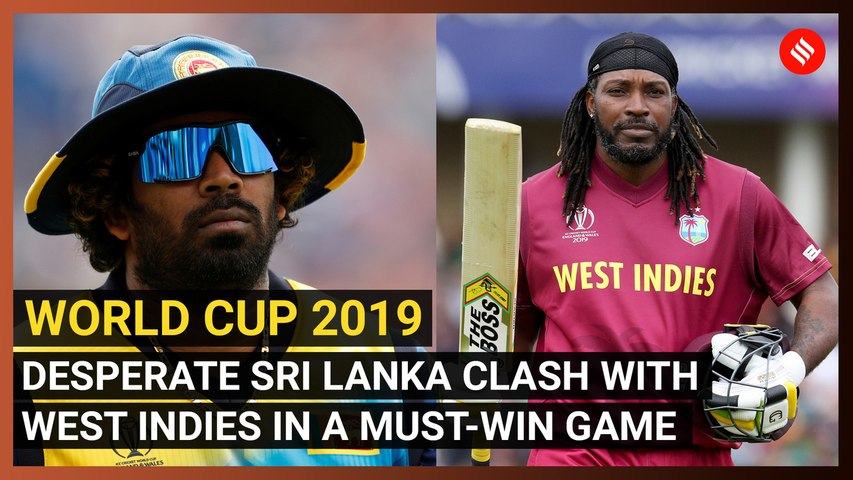 SRI vs WI World Cup 2019: Desperate Sri Lanka clash with West Indies in a must-win game