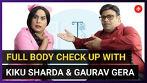 Kiku Sharda's impression of Sunny Deol is hilarious