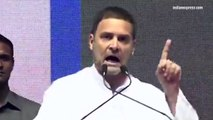 Rahul explains the difference between Congress and BJP