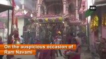 Ram Navami -  Devotees Take Holy Dip In Ganga