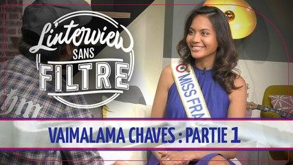Vaimalama Chaves (Miss France 2019) bientôt engagée en politique ?