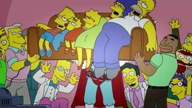 The Simpsons Season 21 Episode 20 The Surveil with Love