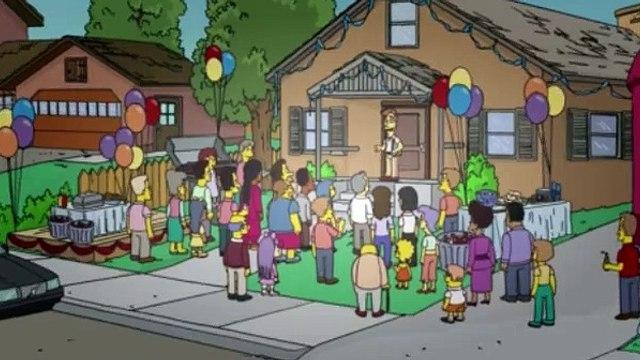 The Simpsons Season 21 Episode 22 The Bob Next Door