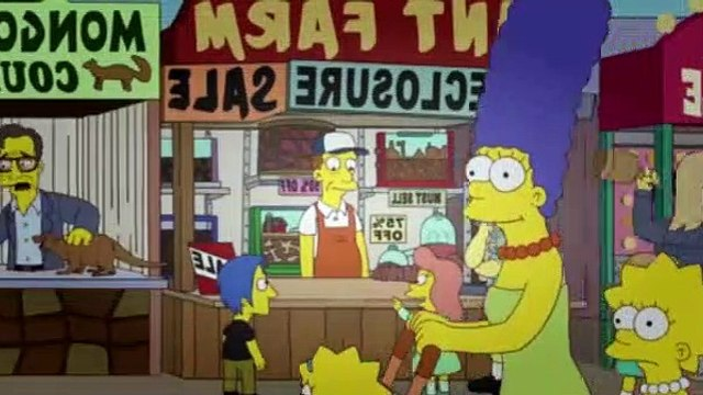 The Simpsons Season 21 Episode 23 Judge Me Tender