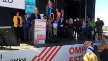 Gérard Onesta a l'acte del Consell per la República