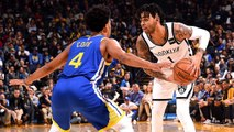 Could Golden State Deal D'Angelo Russell After Sign-and-Trade?