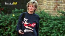 Princess Diana's Workout Sweatshirt, Given to Her By Richard Branson, Goes Up for Auction!