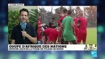 CAN-2019 : Tunisie - Mauritanie, les Aigles de Carthage dans une situation compliquée