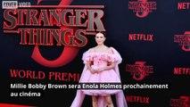 Sam Claflin rejoint Millie Bobby Brown au casting d'Enola Holmes