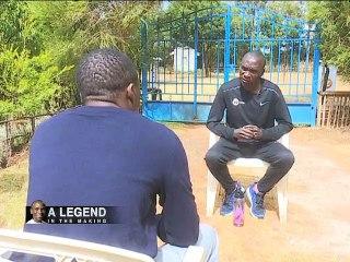 Marathon World Record Holder Eliud Kipchoge | LEGEND IN THE MAKING